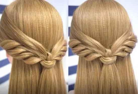 发际线高怎么办 这样编头发,好看、实用又能拯救你的发际线!