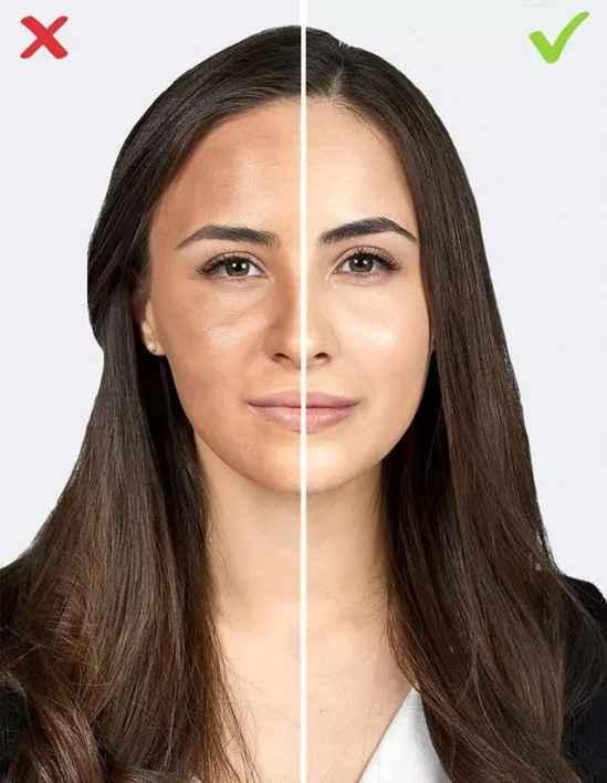 """化妆的正确步骤 10个常见""""化妆错误"""",使我们看起来更老"""