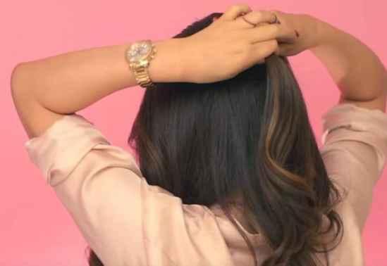 简单好看的扎发教程 3款快速扎好发型图文详解