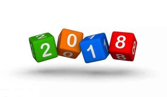 【动】新的一年新的起点 2018年最正确的打开方式