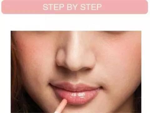 唇部化妆技巧 唇部化妆步骤,不会化的来看看。