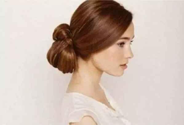 100种扎头发的方法 推荐这四款给大家