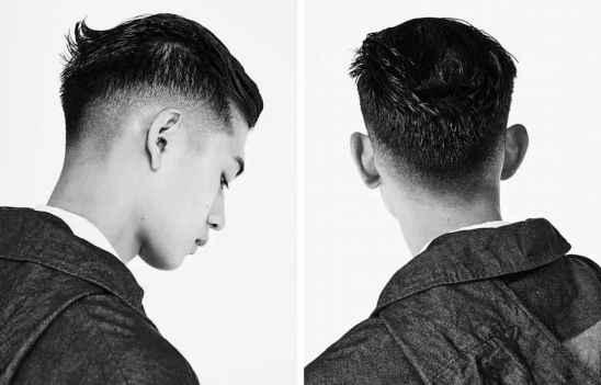2018流行发型男 春夏男士发型5大趋势推荐