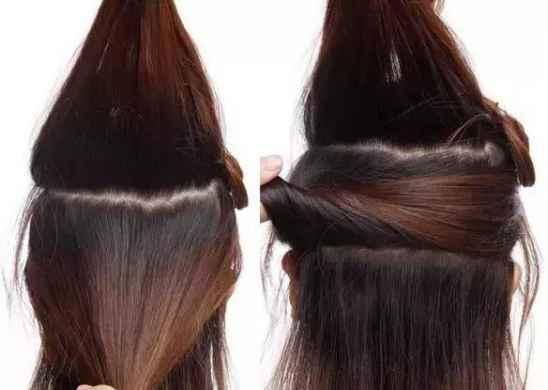 简单快速扎发教程 几分钟扎好多款发型