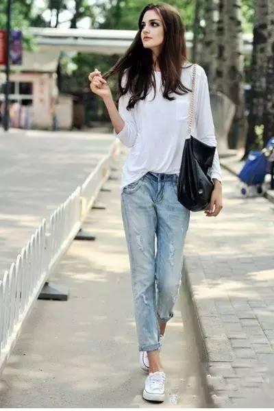 衣服怎麼配鞋子 6種方法讓你顯高又顯瘦