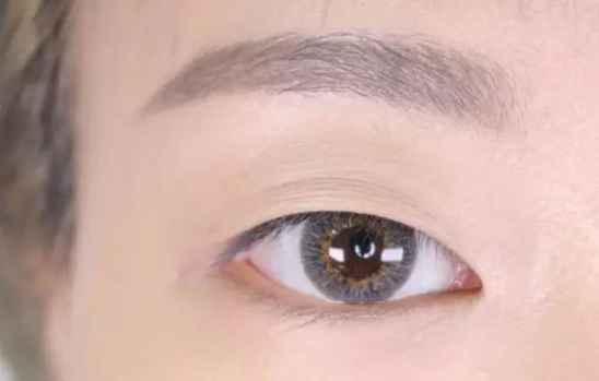 单眼皮眼妆图片 单眼皮眼妆画法 十款美貌单眼皮眼妆