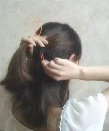 简单好看头发扎法教程 这几款扎发真的好看