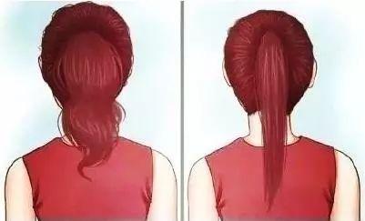 基础编发教程图解 头发怎么扎简单好看