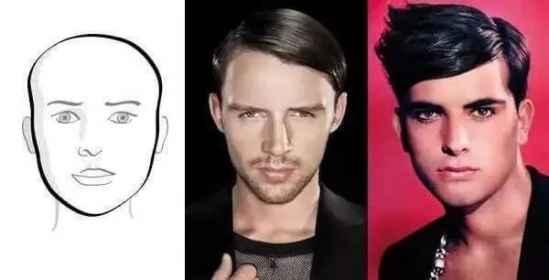 7款男生脸型搭配的发型 剪对了涨颜值