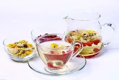 什么花草茶减肥排毒图片