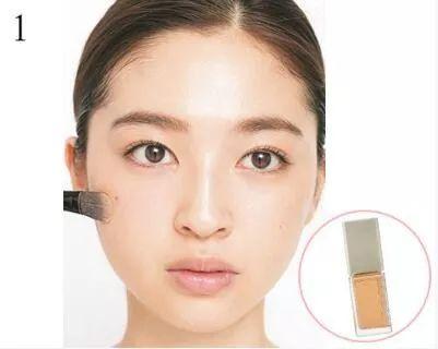 底妆的正确步骤 十二个步骤教你画出完美底妆
