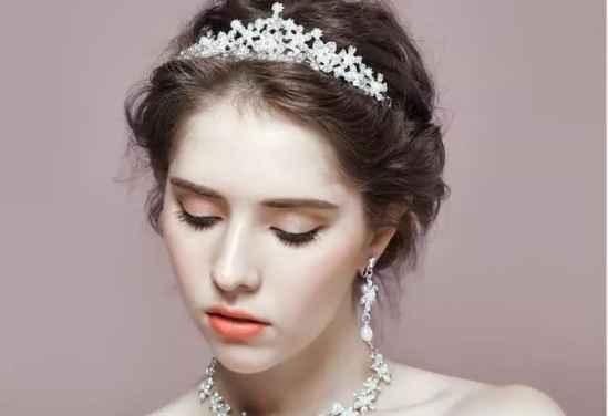 短发新娘造型图片2018 这些款式真的太美了