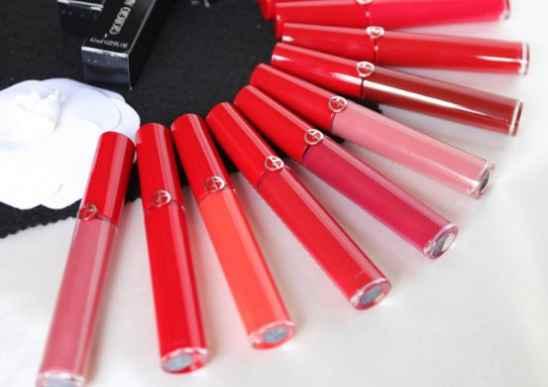 口红排行榜 口红巨头的产品线