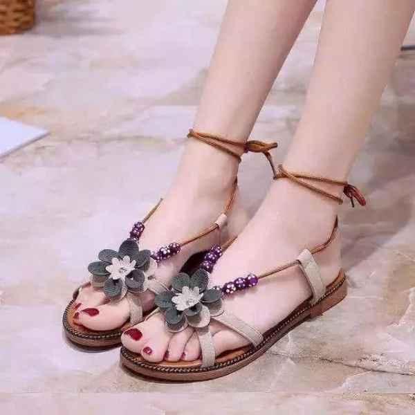 今年夏天流行什么鞋子 仙女鞋了解下