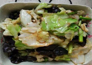 卷心菜和它一起炒比肉都好吃!
