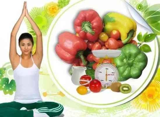 减肥饮食计划表 -