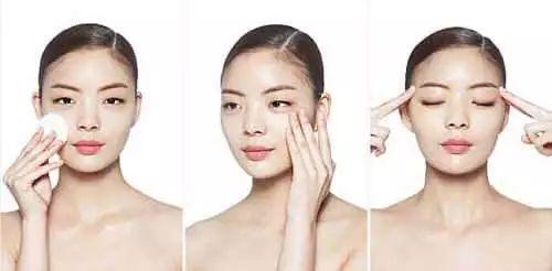 怎么给肌肤正确补水