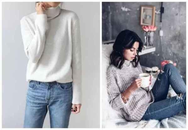 高龄毛衣搭配 高龄毛衣如何搭配好看吗