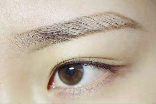新手画眉技巧图解 从修眉到画眉太实用了