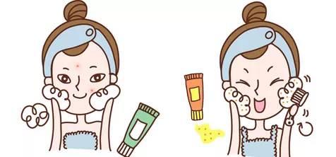 控油祛痘的方法祛痘先控油正确护肤重获新生