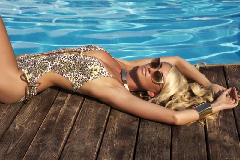Doina Ciobanu:比Bikin還性感的海邊套裝