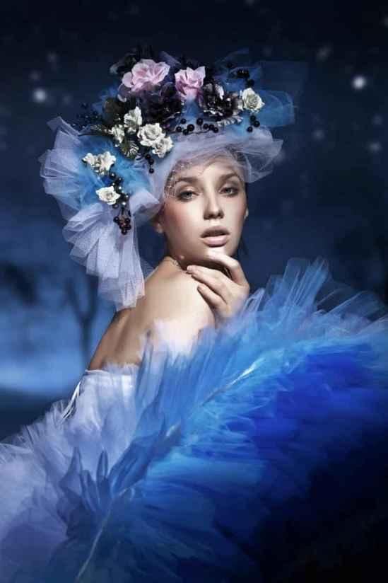 林志玲发型图片 《花样姐姐》林志玲戴发箍的发型图片 甜美减龄似少女