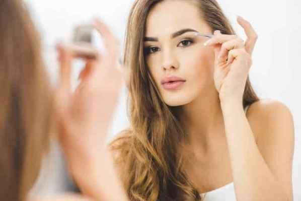 【美容护肤图片】秋季美容护肤常识 小心坏习惯滋生皱纹